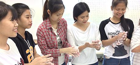 地域交流を通して日本・日本文化・日本社会を知る場の提供